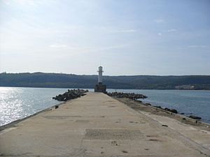 Varna - Lighthouse in Varna