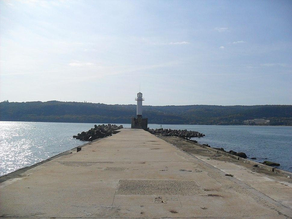 Lighthouse Varna,Bulgaria