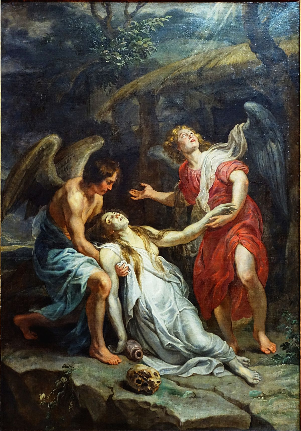 st mary magdalene in ecstasy wikipedia