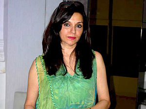 Lillete Dubey - Dubey in 2012