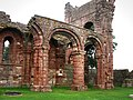 Lindisfarne Priory - geograph.org.uk - 916828.jpg