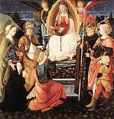 Madonna of the Belt