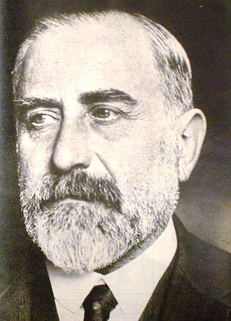 1916 Argentine general election - Image: Lisandro de la Torre 001