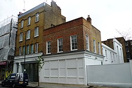 Lisson Gallery, Marylebone, NW1 (6947100960).jpg