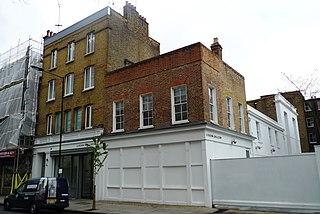 art gallery in London, UK