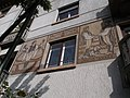 Listed building ID -8313. Sgraffito (N). - 59, Kiss János street, Budapest District XII.JPG