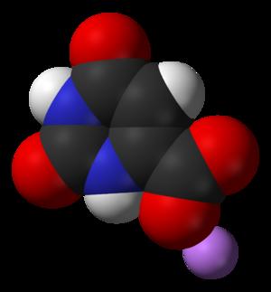 Lithium aspartate