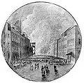 "Lithograph ""Granville Street Fire"", Halifax, Nova Scotia, Canada, 9 September, 1859.jpg"