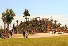 Lithuania Hill of Crosses 1.jpg