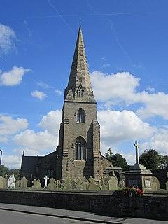 St Marys Church, Presbytery and Convent, Little Crosby Church in Merseyside, England