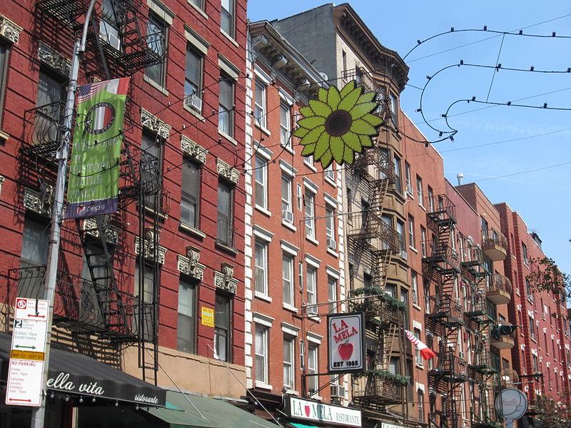 File Little Italy New York City 2014 09 JPG