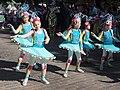 Little samba girls from Samba Carioca at Helsinki Samba Carnaval 2019.jpg
