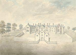 Edward Vaughan (of Llwydiarth) - Llwydiarth, 1794