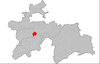 Location of Roghun District in Tajikistan.png