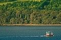 Loch Ryan fishing boat (12295467154).jpg