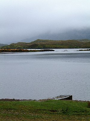 Achfary - Loch nan Ealachan
