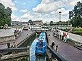Lock at Stratford-Upon-Avon - panoramio.jpg