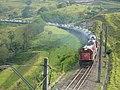 Locomotiva de comboio que passava sentido Guaianã na Variante Boa Vista-Guaianã km 189 em Itu - panoramio.jpg