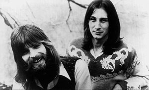 Loggins and Messina - Loggins and Messina in 1972.