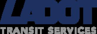 Los Angeles Department of Transportation - Image: Logo ladot 159