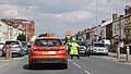 Lollipop Lady. Manchester Rd, Walkden (506190) (33366978324).jpg
