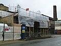 London-Woolwich, Polytechnic Street, demolition Grand Theatre 08.jpg