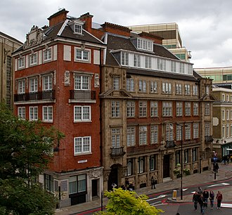 London Bridge Hospital - Image: London Bridge Hospital (6264137373)