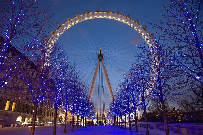 Top 5 Attractions in London 1