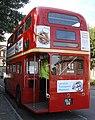 London Transport Museum Routemaster prototype RM1 (SLT 56), 2008 Amersham Heritage Open Day (2).jpg