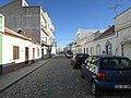 Looking north along Rua Doutor Sousa Martins, Vila Real de Santo António, 12 July 2016.JPG