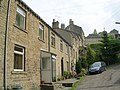 Looking up Carter Row - off North Road - geograph.org.uk - 1897419.jpg