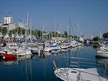 Il porto turistico di Lorient