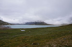 Lossivatnet south view.JPG