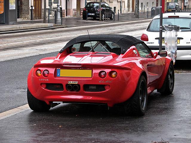 Lotus Elise 111 (S1)