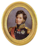 The Mesures usuelles were abolished by Louis-Philippe in 1839 Louis-Philippe-France.png