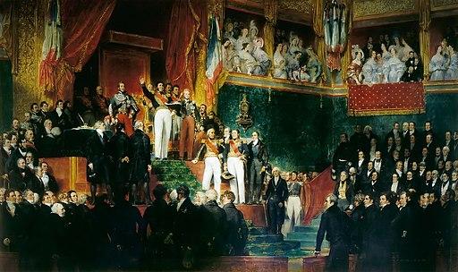 Louis-Philippe serment 1830
