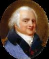 Louis XVIII of France, miniature - Hofburg.png