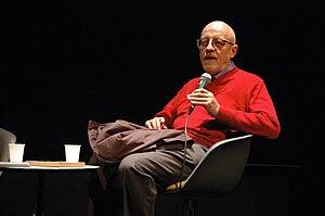 Luc Moullet - Luc Moullet at the Cinémathèque Française in 2008.