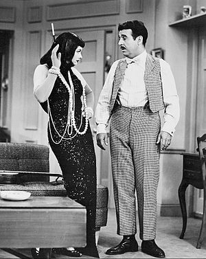 "Tennessee Ernie Ford - Ford's appearance as ""Cousin Ernie"" in three episodes of I Love Lucy made him a household name."
