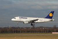 D-AILC - A319 - Lufthansa