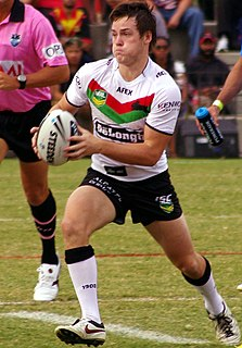 rugby league player