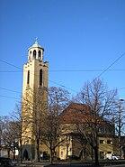 Lutherkirche Erfurt2