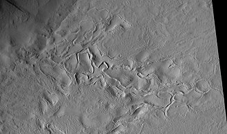 Lycus Sulci - Image: Lycus Sulci from Hi RISE