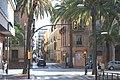 """Málaga, the street """"Calle Vendeja"""".JPG"""