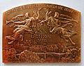 Médaille L'UNION Compagnie d'assurance sur la vie humaine, 1963. Sculpteur Daniel DUPUIS, graveur Charles MAREY. (1).JPG