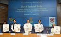 M. Venkaiah Naidu releasing the Official Poster of the BRICS Film Festival, at a Press Conference, in New Delhi.jpg