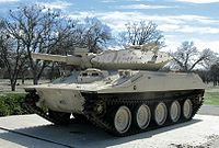 M551 Sheridan Fort Hunter Liggett.jpg