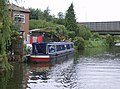 M6 crossing the Bridgewater Canal - geograph.org.uk - 533718.jpg