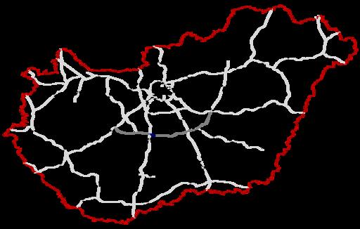 M8 Autópálya Hungary