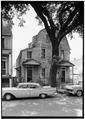 MAIN ELEVATION - Hampton Lillibridge House, No. 2, 312 East Bryan Street (demolished), Savannah, Chatham County, GA HABS GA,26-SAV,73-1.tif